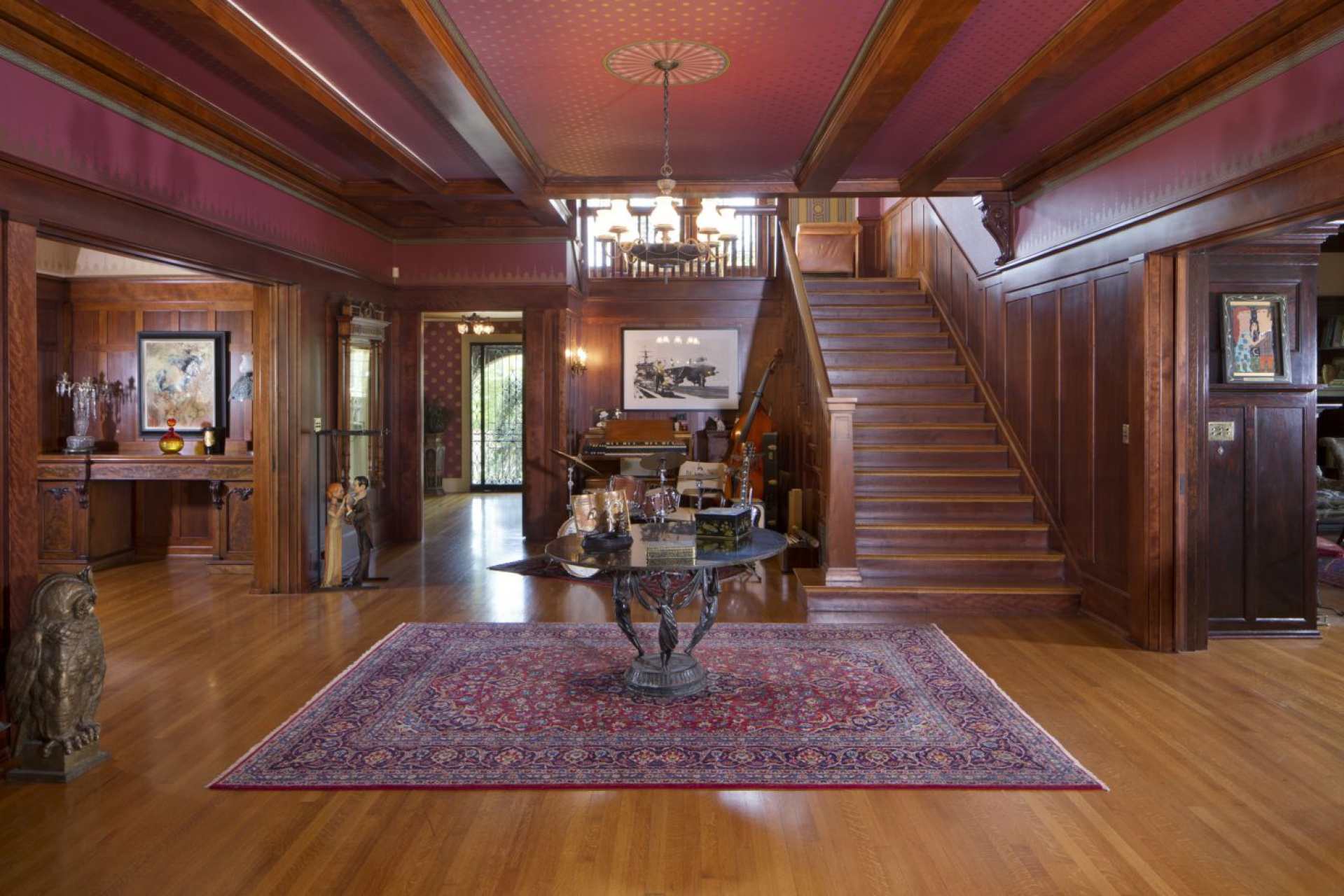 The O'Melveny House | Hancock Park  CA  | Jonah Wilson