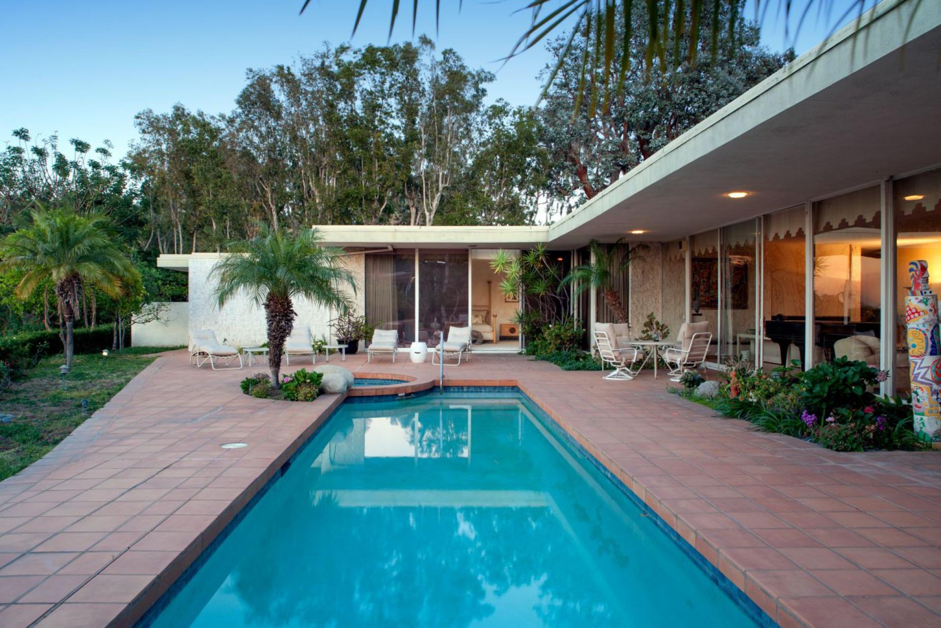 Benton & Park, 1969   |   Trousdale Estates Beverly Hills CA  | Jonah Wilson