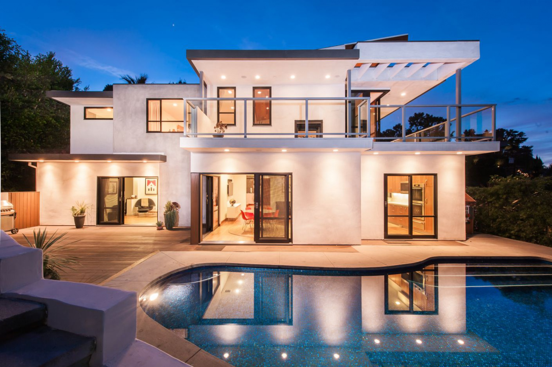 2160 Sunset Crest   |   Hollywood Hills  Laurel Canyon CA  | Jonah Wilson