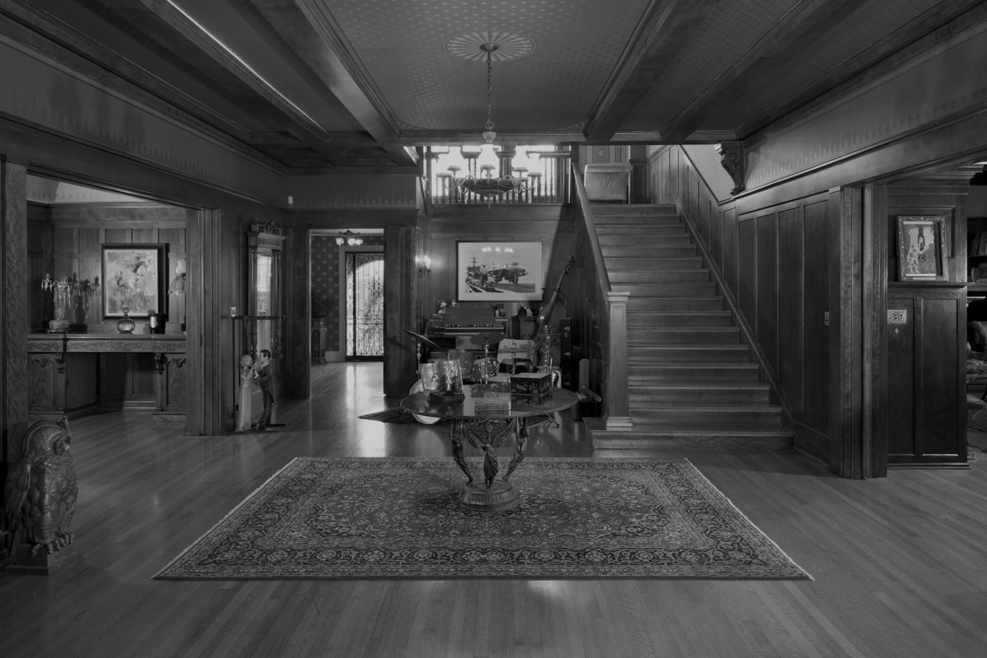 The O'Melveny House, 1908   Hancock Park Los Angeles CA    Jonah Wilson